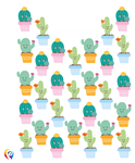 Cactus Party Bags