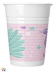 Under The Sea Plastic Party Cups