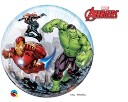 "22"" DISNEY BUBBLE MARVEL'S AVENGERS CLASSIC"