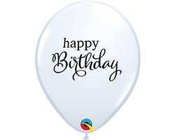 Simply Birthday Latex Balloons