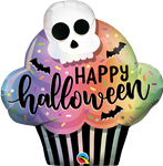 Qualatex 89932 Halloween Cupcake Foil