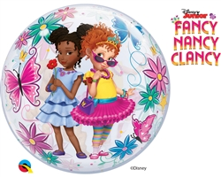 Fancy Nancy Clancy Bubble