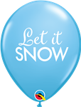 Qualatex 97491 Simply Let It Snow