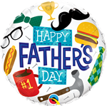 Qualatex 98465 Father's Day Foil