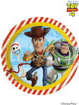 TOY STORY 4 Plates