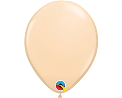 "5"" ROUND BLUSH LATEX"
