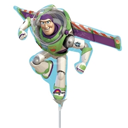 Toy Story Buzz Lightyear Mini Shape Foil Ireland
