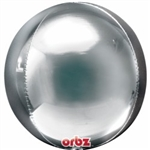 ORBZ SILVER (PACK OF 3)