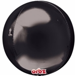Orbz Black Balloon
