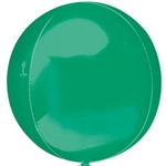 Orbz Green Balloon
