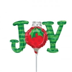JOY ORNAMENT MINI SHAPE FOIL Balloon