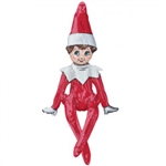 "29"" X 17"" SITTING ELF ON THE SHELF FOIL"