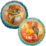 "18"" ROUND THE LION KING FOIL"