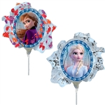 Frozen 2 Mini Shape Foil