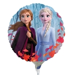 "9"" Mini Frozen 2 Foil"