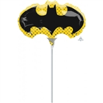 Amscan 4071702 Batman Mini Foil Balloon