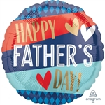Amscan Anagram 4095101 Father's Day Foil