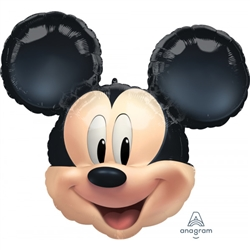 Amscan 4097801 Mickey Mouse Forever Head Foil