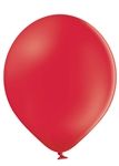 "Belbal 12"" Pastel Red Latex Balloons Ireland"