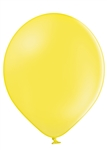 "Belbal 5"" Pastel Yellow Latex Balloons Ireland"