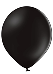 "Belbal 5"" Pastel Black Latex Balloons Ireland"