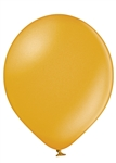 "Belbal 5"" Metallic Gold Latex Balloons Ireland"