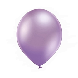 "Belbal 5"" Glossy Purple Latex Balloons Ireland"