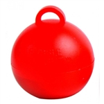 BW011 Bubble Balloon Weight Red Ireland