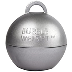 BW015 Bubble Balloon Weight Silver Ireland