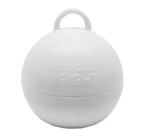 BW016 Bubble Balloon Weight White Ireland