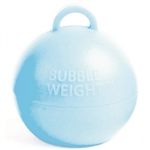 BW019 Bubble Balloon Weight Baby Blue Ireland