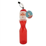 Santa Head Reusable Drinking Bottle Ireland