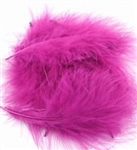 GOOSE COQUILLE FEATHERS SHOCKING PINK 20G