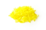 GOOSE COQUILLE FEATHERS YELLOW 20G