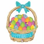 "39"" EASTER EGG HUNT FOIL"