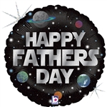"18"" GALACTIC FATHER'S DAY FOIL"