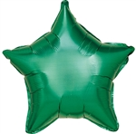 "19"" GREEN STAR PACKAGED FOIL"