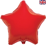 "19"" RED STAR PACKAGED FOIL"