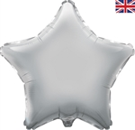 "19"" SILVER STAR PACKAGED FOIL"