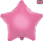 "19"" PINK STAR PACKAGED FOIL"