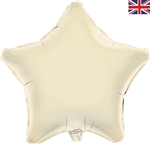 "19"" IVORY STAR PACKAGED FOIL"