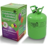 Helium Ireland Disposable Helium Cylinder