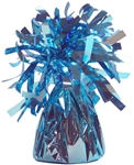 FOIL BALLOON WEIGHTS LIGHT BLUE (BOX OF 12)