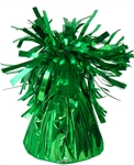 FOIL BALLOON WEIGHTS GREEN (BOX OF 12)