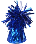 FOIL BALLOON WEIGHTS ROYAL BLUE (BOX OF 12)