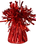 FOIL BALLOON WEIGHTS RED (BOX OF 12)