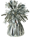FOIL BALLOON WEIGHTS SILVER (BOX OF 12)