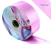 ELEGANZA POLY RIBBON CLASSIC PINK 50MM X 91M (100YDS)