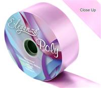 ELEGANZA POLY RIBBON FASHION PINK 50MM X 91M (100YDS)