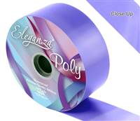 ELEGANZA POLY RIBBON LAVENDER 50MM X 91M (100YDS)